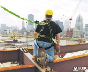 Miller Fall Protection Equipment from National Ladder & Scaffold Co.