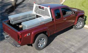 Weather Guard Truck Boxes and Equipment