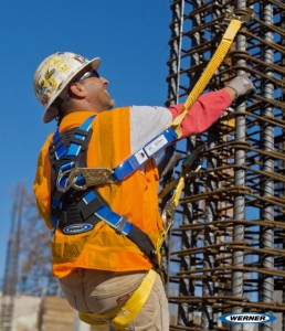Werner Fall Protection Harnesses and Equipment