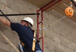 Titan Fall Protection Equipment from National Ladder & Scaffold Co.
