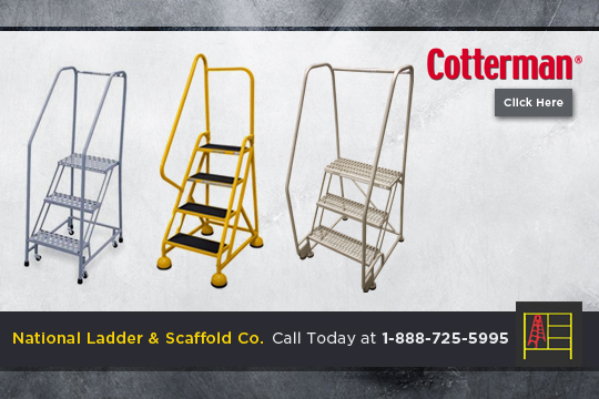 Cotterman Ladder