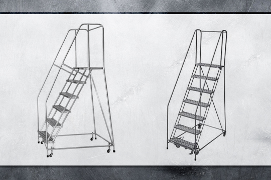 Industrial Safety Ladder