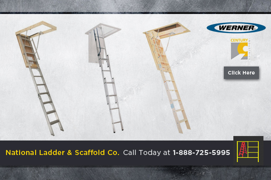 Attic Ladder (Stair Ladder)