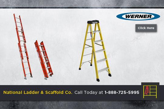 Werner Fiberglass Ladders